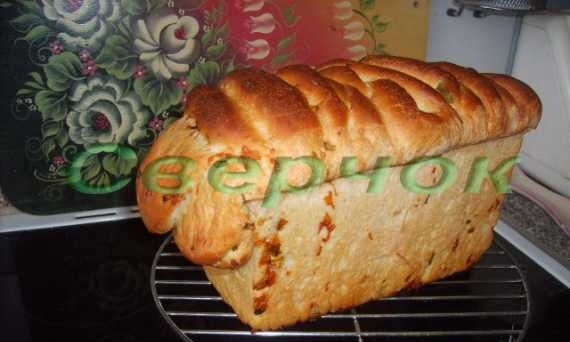 Bread with surprise