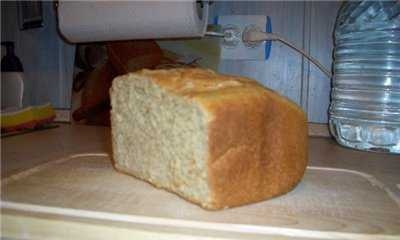 """Bread with oat flour and """"4 cereals"""""""