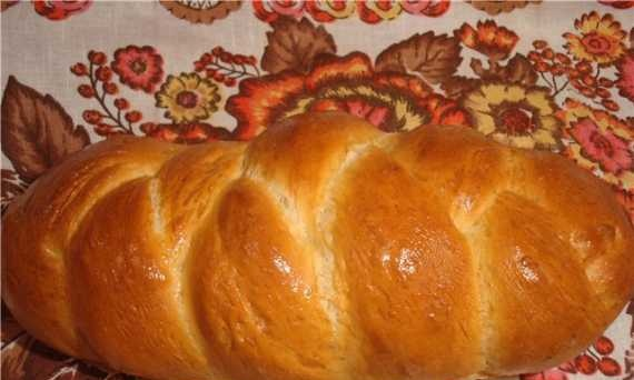 French cold dough bread (oven)