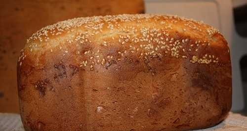 """Moulinex OW-500230. White bread """"By eye""""."""