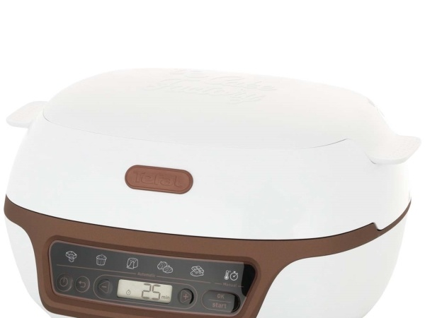 Tefal Cake Factory KD802112 - multi-pastry chef for busy people