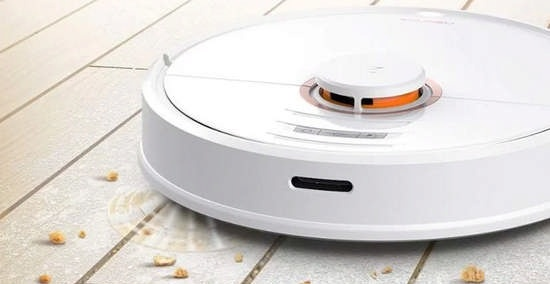 Stone Sweeping Robot T7 is the new robot vacuum cleaner from Xiaomi