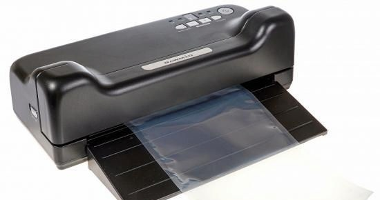Vacuum sealers universal in the part of bags (working with smooth)