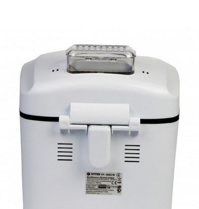 Breadmaker choice: programmable unknown or known non-programmable?