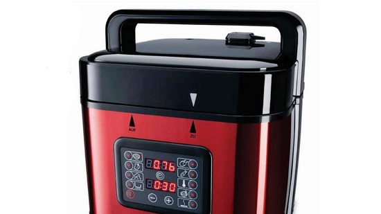 Multicooker for two very voracious people