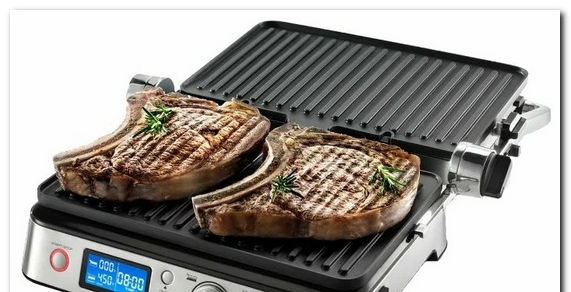 Contact grill De'Longhi MultiGrill CGH 1030D 3 types of plates and built-in shades